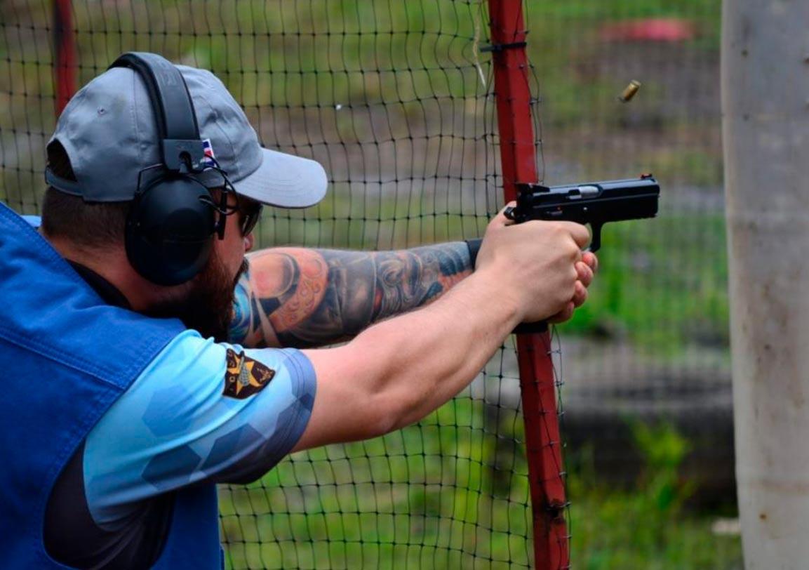 Asociación de tiro práctico IDPA